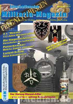 Internationales Militaria-Magazin IMM 118 NaPoLa Scharfschützen Kolonialtruppen