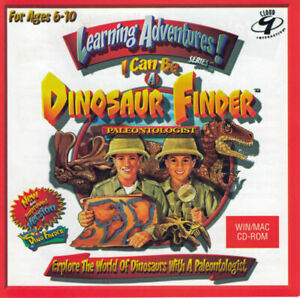 I Can Be a Dinosaur Finder   for kids who love dinosaurs   Brand New Sealed