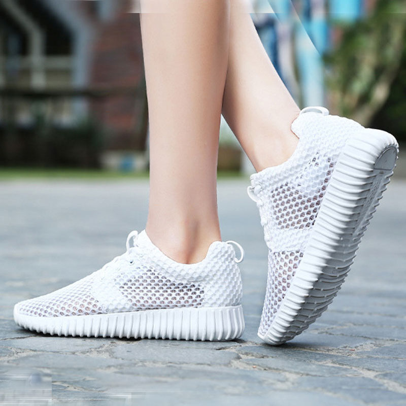 Women's Sports Mesh Casual shoes Outdoor Running Sneakers Training Breathable