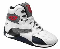 Otomix M4444 Carbonite Ultimate Trainer Bodybuilding Shoes (white)