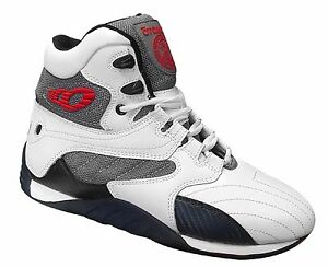 e412245ac850 Image is loading Otomix-M4444-Carbonite-Ultimate-Trainer-Bodybuilding-Shoes -White