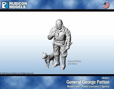 Wargaming Rubicon RU-284012 1//56 scale 28mm General Erwin Rommel