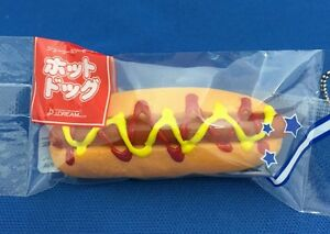 Squishy-Sweet-Bread-Series-Hot-Dog