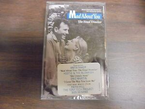 NEW-SEALED-034-Mad-About-You-034-The-Final-Frontier-Soundtrack-Cassette-Tape-G