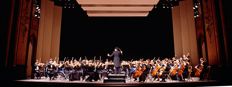 The Wilmington Symphony Orchestra presents Mussorgsky's Pictures at an Exhibition