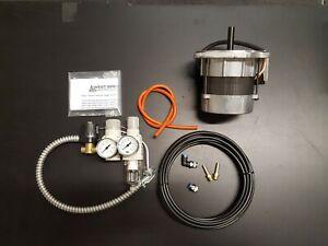Waste Oil Heater Parts Omni Reznor Shop Air Supply Kit