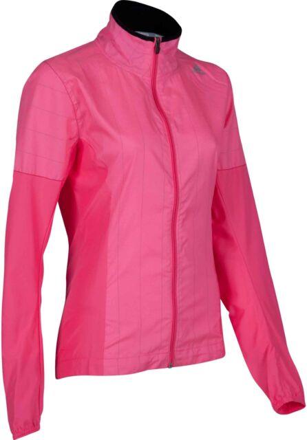 Adidas Supernova Storm Womens Running Jacket Pink