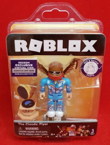 """ROBLOX les nuages Flyer 3/"""" Core Action Figure 19878 Celebrity collection code"""
