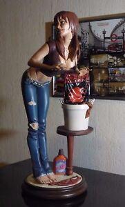 Sideshow Rare Statue Mary Jane Comiquette Exclusive / 900