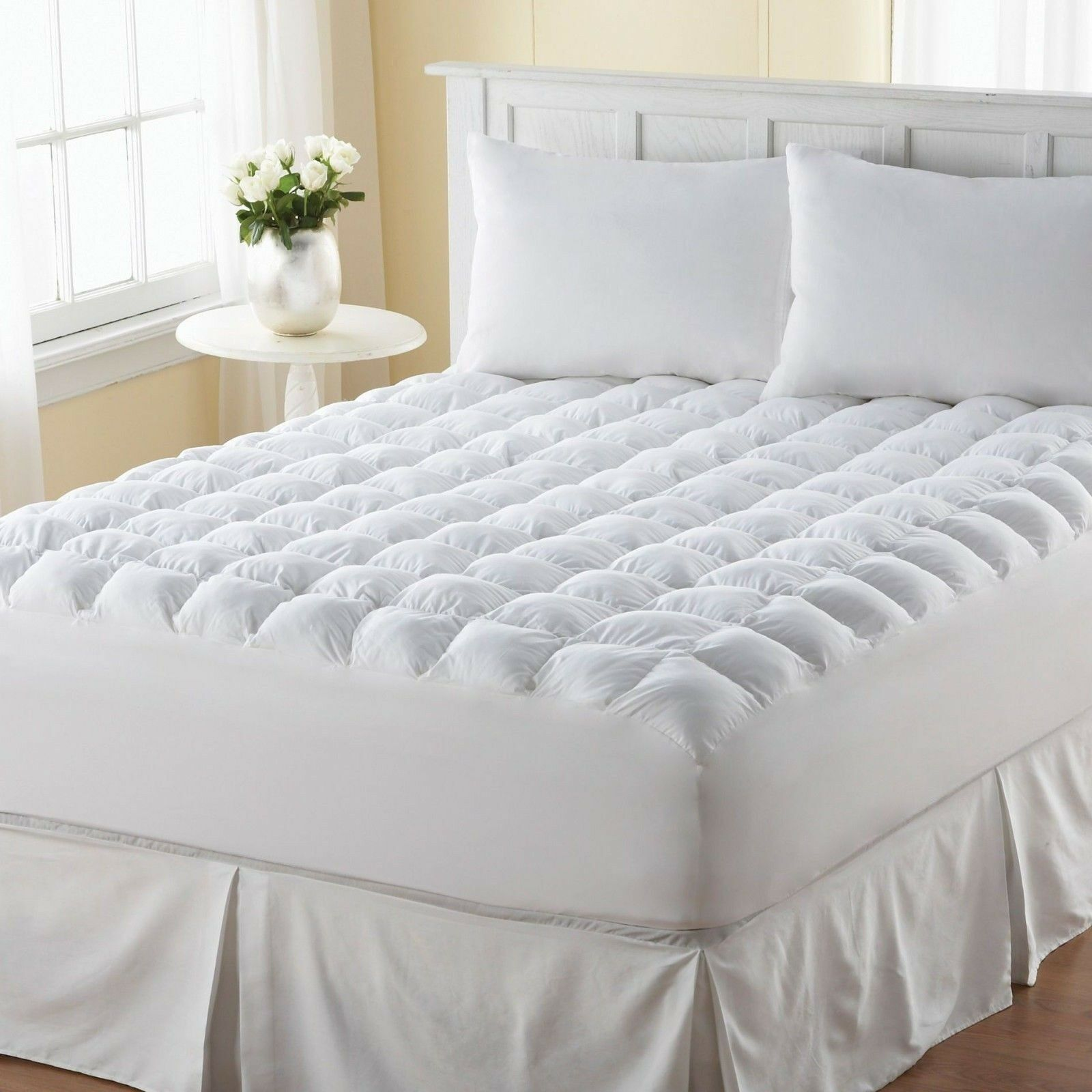 double img next htm top pillowtop mattress select pillow topper c delivery sticker mattresses day miracoil