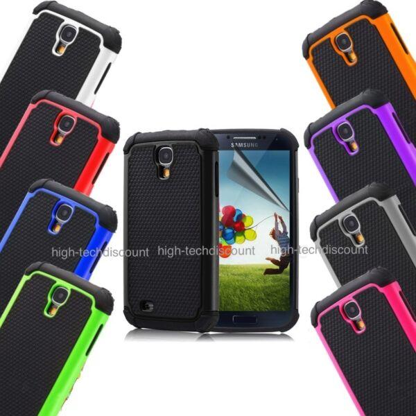 HonnêTe Housse Etui Coque Pochette Rigide Pour Samsung Galaxy S4 Siv + Film écran PosséDer Des Saveurs Chinoises