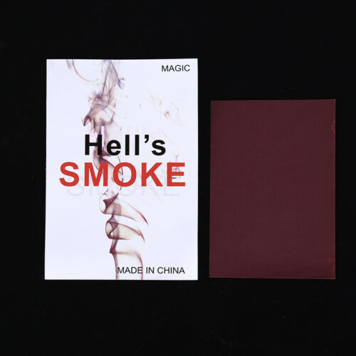 1xclose-up magic change gimmick finger smoke hell's smoke fantasy trick prop  AB Zauberartikel & -tricks