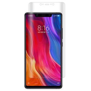 For-Xiaomi-MI-8-MI-8-se-Front-amp-Back-Full-Cover-Soft-Screen-Protector-Film-New