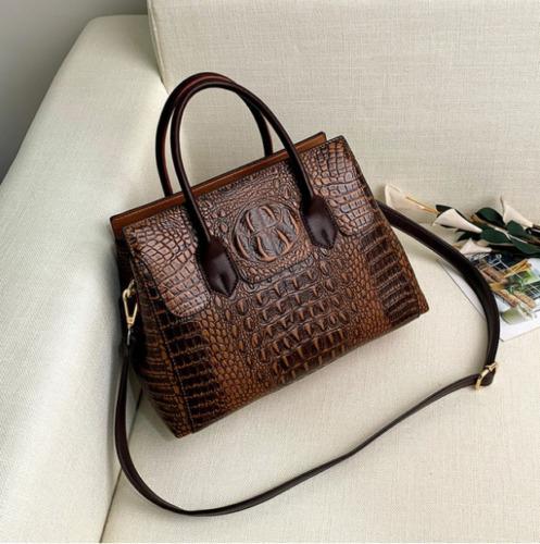 Bags Women Alligator Luxury Handbags Women Designe