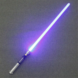 Luke Skywalker Lightsaber Force FX Heavy Dueling Rechargeable Metal Handle - UK