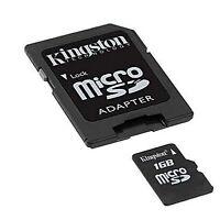Kingston MicroSD Card - (SDC/1GBFE)