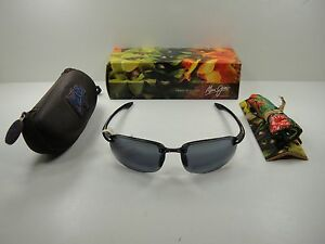 501a3b73732 Image is loading MAUI-JIM-HOOKIPA-READER-POLARIZED-G807-0215-SUNGLASSES-
