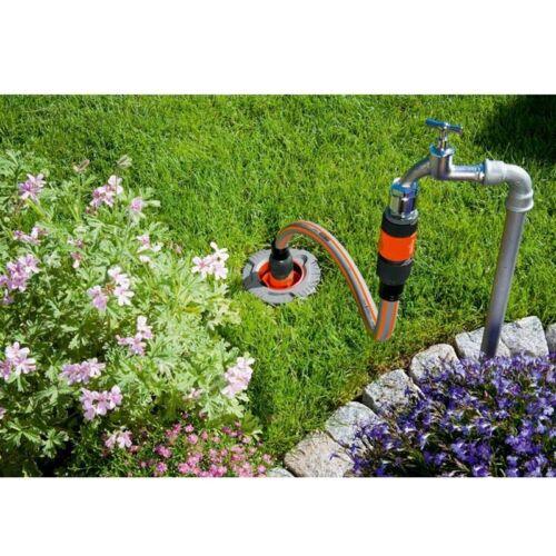 Gardena 1505-23 Profi-System Anschluss-Satz höherer Wasserdurchfluss