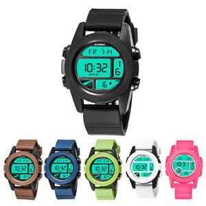 SYNOKE-Waterproof-Digital-LED-Sports-Watch-Mens-Women-Unisex-Fashion-Wrist-Watch