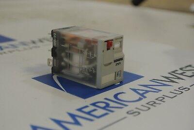 Siemens 3TX7114-5LF13 120VAC 50//60Hz Ice Cube Relay