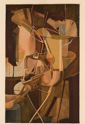 MARCEL DUCHAMP (after) La Mariée Lot 577A