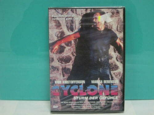 1 von 1 - CYCLONE - Sturm der Gefühle DVD NEU in FOLIE Kris Kristofferson Marisa Berenson