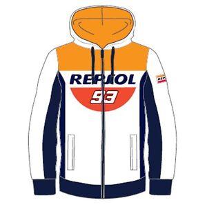 2017 merk moto gp marquez 93 hoodies honda hoodies