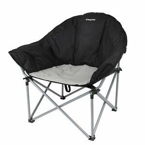 KingCamp-Deluxe-Padded-Portable-Strong-Stable-Folding-Sofa-Chair-with-Carry-Bag