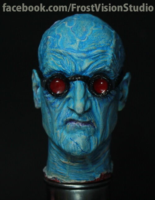 Bis 6 victor fries alias mr. freeze v2.0 limited edition von frost vision studio.