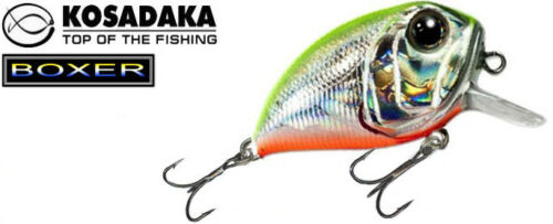 chub, trout, perch, pike Kosadaka Boxer XS 40F hard lure