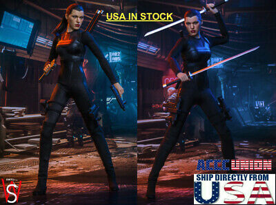 """SWTOYS FS018 1//6 Resident Evil The Clone Alice 12/"""" Female Figure ❶USA IN STOCK❶"""
