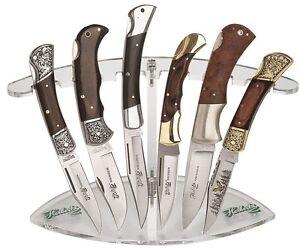 Herbertz Messerständer Messerhalter für 6 Stück Taschenmesser Messer Neu 3077
