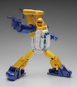 Transformers toy X-Transbots MX-XII Neptune G1 Seaspray Action figure instock