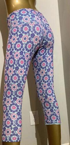 Lululemon Wonder Under Leggings Crop Pants Women's