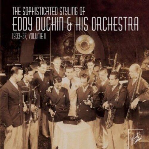 Eddy Duchin - 1933-37 Vol 2 [New CD]