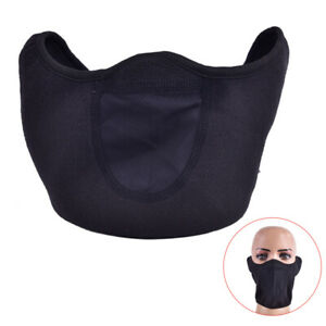 1pc-Winter-Black-Face-Mask-Neck-Cover-Half-Face-Ski-Mask-With-Air-Hole