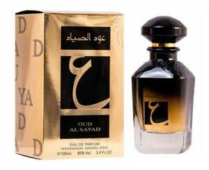 Oud Al Sayad Eau De Parfum 100ML by  Zaafaran, Vanilla, Floral, Soft Notes Aroma