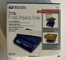 Portable Postal Shipping Scale Ds25 Capacity 25 Poundsnew Fast Shipping