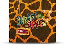 GIRAFFENAFFEN 3 (DIE FLAUSCHIGE EDITION) 2 CD NEU