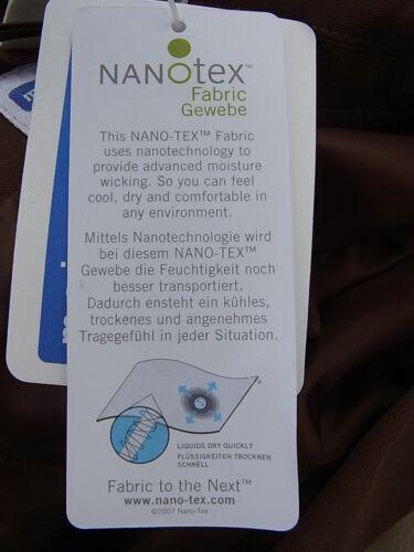 58 Damen Sakko Blazer Mantel Jacke Jackett Nanotex braun Übergröße Gr