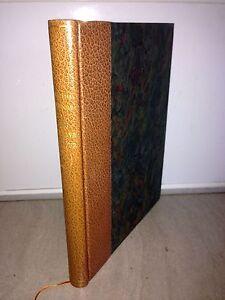 RANDEAU-HANS-KLEISS-SUR-LE-PAVE-D-039-ALGER-1937-avec-1-aquarelle-originale