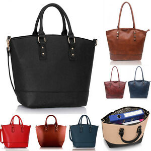 Image Is Loading Las Large Fashion Per Tote Bag College School