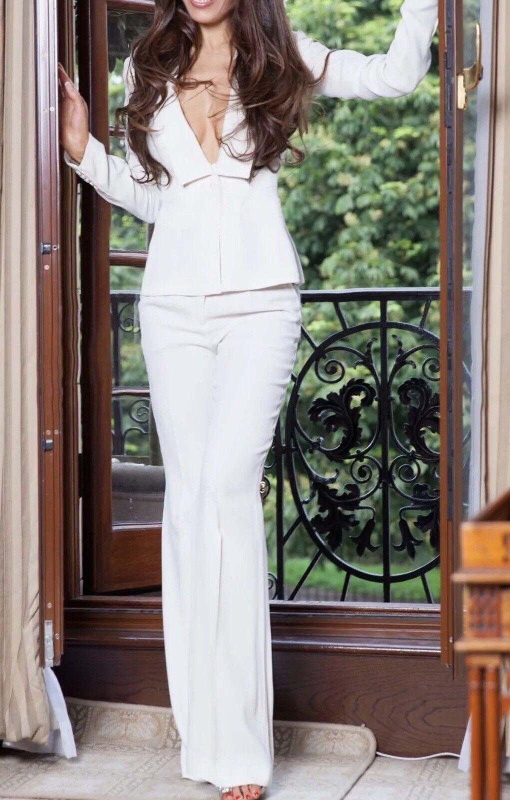 Elie SAAB Pantaloni Donna Estate 36