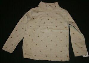New Carter/'s Girl/'s Turtleneck Top Pink NWT 4 6 10 12 14 year Long Sleeve Shirt
