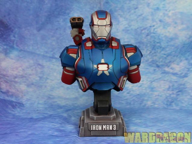 comprar nuevo barato Iron Man Hierro Patriot Patriot Patriot Wds Pintado máquina de guerra la armadura Iron Patriot d28  calidad garantizada