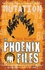 Mutation-The-Phoenix-Files-by-Chris-Morphew-Acceptable-Used-Book-Paperback