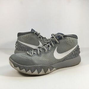 super popular d9aaa 12d1c Details about Nike Kyrie 1 Wolf Grey