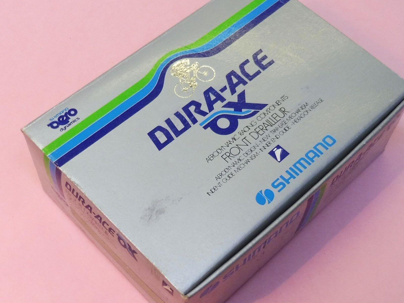 Shimano Dura Ace Ax - 7300 7300 7300 Front Umwerfer Mech - Nummern 03b295