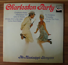 "12"" LP Vinyl Charleston Party - The Mississippi-Stompers von Zebra 91.519"