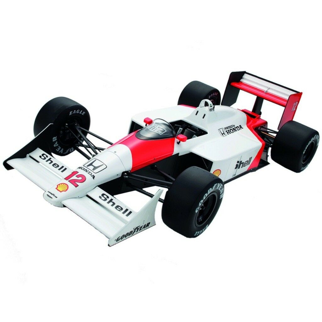 1 8 DeAGOSTINI KYOSHO McLaren Honda MP4 4 F1 Model Kit